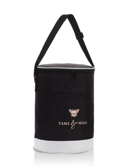 Tame and Wild Drinks branded cooler bag