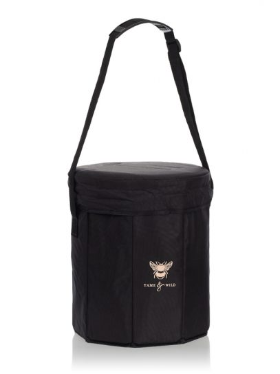 Tame and Wild Drinks branded cooler box