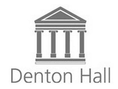 Denton Hall Logo