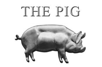 The Pig Hotel Logo